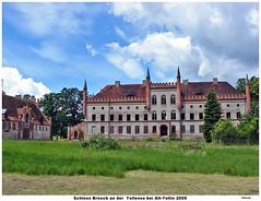 Schloss Broock a.d. Tollense b. Alt-Tellin 2009