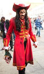 2014 10 25_Zombiewalk_0713 (janetliz) Tags: toronto pirate zombies captainmorgan zombiewalk