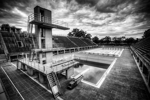 Berlin Olympiastadion Pool