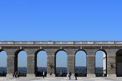 011832 - Madrid (M.Peinado) Tags: madrid copyright españa canon spain arquitectura palacioreal palacio arcos comunidaddemadrid 2015 callebailén canonpowershotsx60hs 09112015 noviembrede2015