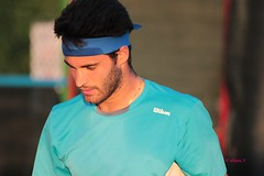 IMG_3614 (elisavalerio82) Tags: boy beard concentration tennis barba tennisplayer ragazzo matchpoint concentrazione