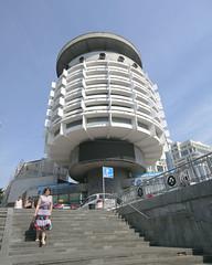 (e_alnak) Tags: brutalistarchitecture hotelsalut avraammiletskiy