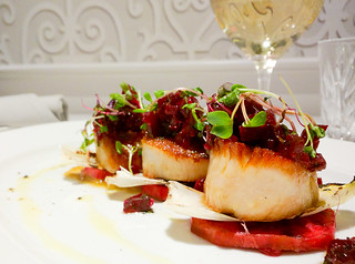 Winter Scallops