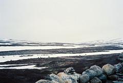 Norway 1998.  Arctic Circle. (bertlewis) Tags: film norway pentax scan 1998