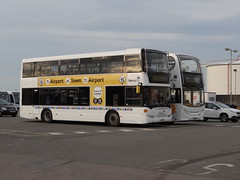 Libertybus 611 (Coco the Jerzee Busman) Tags: uk islands coach ct jersey plus channel libertybus