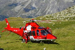 the Rega to the rescue (Riex) Tags: rescue mountains alps alpes landscape schweiz switzerland suisse medical helicopter svizzera paysage a100 engadine montagnes rega firstaid amount helicoptere graubnden grisons graubunden premierssecours sal1680z secouristes minoltaamount carlzeisssonyf35451680mm variosonnartdt35451680