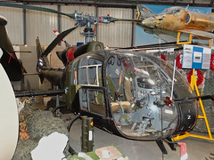 XX411 Westland / Aerospatiale Gazelle AH.1 and the story behind it (SteveDHall) Tags: aircraft airport aviation airfield aerodrome helicopter preserved 1982 southyorkshireairmuseum syam doncaster 2016 falklands falklandsconflict falklandswar war crash aircrash sgtandyevans sgtcandlish falklandislands army armyaircorps aac britisharmy military uk argentina soldiers shotdown sancarlos sancarloswater sunk xx411 westland aerospatiale gazelle ah1 gazelleah1