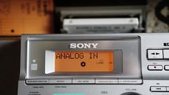 Analog In (annesjoberg) Tags: analog analogue sony sonyphoto sonynex5t fotosondag fotosndag photosunday fs161113 kassett tape