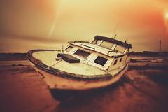 Boats... (hobbit68) Tags: beach sky wolken clouds himmel sommer sonnenuntergang hafen ozean andalucia boats outdoor küste sonne old strand canon boote port wasser sonnenschein alt holiday sunset playa espana spanien urlaub ufer verfallen meer