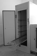 Morgue S  (Alley Cat (photography)) Tags: urbex urbanexploration explorationurbaine abandoned abandonn morgue mortuaire mortuary mort death dead