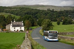 settle flyer (D Stazicker Photography) Tags: kirkby volvo mcv coaches 580 lonsdale