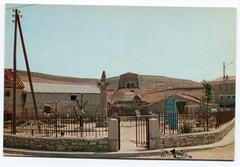 Parque infantil y Ermita Nta. Sra. de la Soledad Galve de Sorbe (Guadalajara) (Centro de Estudios de Castilla-La Mancha (UCLM)) Tags: tarjetaspostales postcards galvedesorbeguadalajara bicicletas bicycle picotas ermitas hermitage pillory