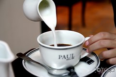In the Manking (Aram Somoundji) Tags: lebanon beirut paul caf coffee milk