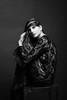 ... (Artem Vasilenko) Tags: monochrome 85mm studiolight sexy feelings mood canon artemvasilenko aplaceforportraits portrait film look contrast grey beauty 12 12l ringflash