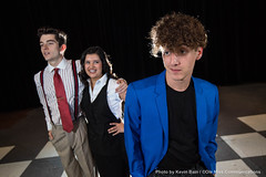Week in Photos - 06 (Ole Miss - University of Mississippi) Tags: 2016 skb2941 theatre stage act acting theweddingsinger coryclark katiegonzalez gavinharriman university ms usa