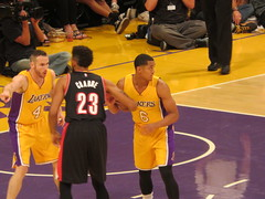 IMG_4314 (CAHairyBear) Tags: lakers lalakers nbl basketball