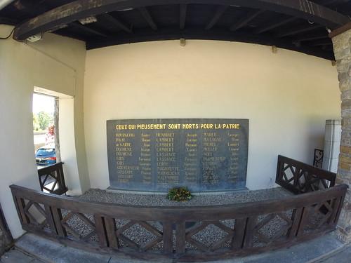 Mémorial de Bande