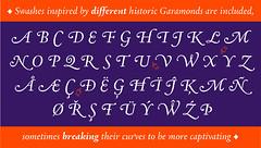 Garalda (TypeTogether) Tags: garalda xavierdupr garamond wwwtypetogethercom serif typetogether typeface newrelease 50discount offer