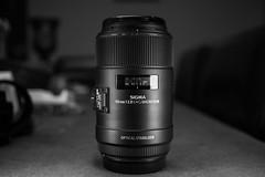 SIGMA 105mm Macro (Carlos Ramirez Alva) Tags: bw blancoynegro 28 macro sigma lenses lente