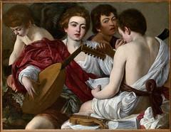The Musicians (lluisribesmateu1969) Tags: 16thcentury caravaggio themetropolitanmuseumofart newyork