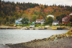 Autumn in Halifax (A Great Capture) Tags: feuillage canada canadian photographer northamerica ash2276 ashleylduffus ald mobilejay jamesmitchell fall autumn agreatcapture agc wwwagreatcapturecom adjm ns novascotia halifax harbour harbor water ocean novascotia22009 atlantic sea waterfront oceanfront property fal foliage changing colour seasons houses homes trees nature land maritimes eastcoast automne