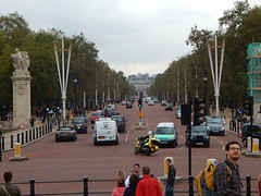 The Mall Avenue (anastzach) Tags: london buckingham palace victorian age gold