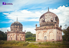 Qutb Shahi Tombs (Prince_T_John) Tags: qutbshaitobs heritage tombs hyderabad nizam
