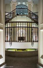 Elysium staircase - I (Theunis Viljoen LRPS) Tags: cyprus elysiumhotel paphos staircase