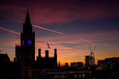 Manchester Skyline (fragglerocks) Tags: fraggle fujixt1 manchester