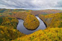 Podzimní výhlídka Máj