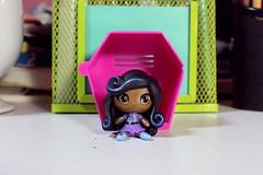 (melancholyxprince) Tags: monsterhigh mh toy mini mattel robecca steam