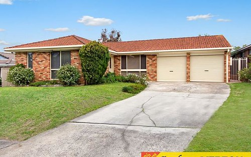 8 Barnier Drive, Quakers Hill NSW 2763