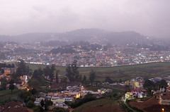 Pink Ooty Evening (code_martial) Tags: 1685mmf3556gvr d3300 elkhillsterling