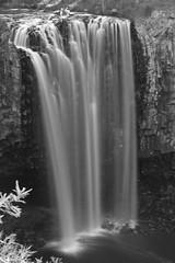 Trentham (stevecart84) Tags: water waterfalls trentham rocks victoria daylesford bw outdoors silky