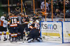 "Missouri Mavericks vs. Fort Wayne Komets, November 11, 2016.  Photo: John Howe/ Howe Creative Photography • <a style=""font-size:0.8em;"" href=""http://www.flickr.com/photos/134016632@N02/30946913316/"" target=""_blank"">View on Flickr</a>"