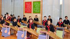 Palais des enfants de Mangyongdae - secteur des arts 6 (nokoredstar) Tags: pyongyang northkorea coréedunord palais des enfants mangyongdae