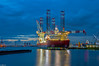 30/09/2016 | Rotterdam (SB-2013) Tags: seajacks scylla waalhaven oost rotterdam port nlrtm ship mega vessel crane today todays best
