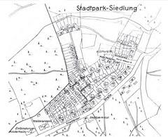 Wałbrzych, osiedle na Gaju (Stadtpark Siedlung) 1920