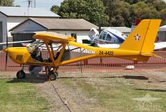 24-4422 AEROPRAKT A22 FOXBAT (QFA744) Tags: 244422 aeroprakt a22 foxbat