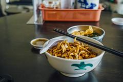 Pan Mee (eekiem) Tags: foodporn food foods malaysia pan mee panmee homemade delight table