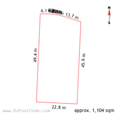 37 Brophy Place, Fraser 2615 ACT land size