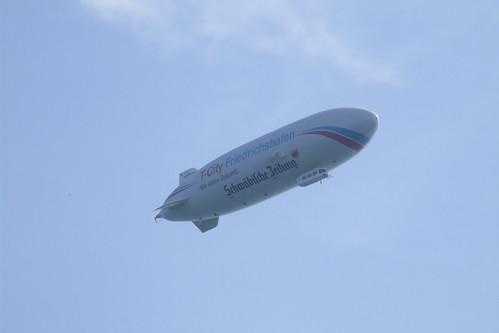 Zeppelin, 31.03.2012.