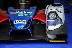 Ligier nose cone - expensive parts (speedcenter2001) Tags: color detail car wisconsin race honda tudor vehicle roadamerica elkhart carbon motorsports paddock ligier imsa roadracing elkhartlake roadcourse nikon105mmf25