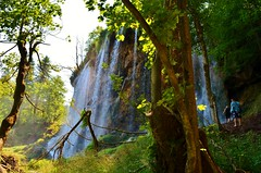 Waterfall at Plitvice National Park, Croatia (folles2cv.fr) Tags: waterfall lakes croatia cascades croatie hrvatska plitvice plitvicenationalpark