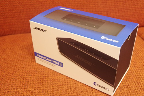Bose SoundLink Mini Bluetooth Speaker II (Photo: TAKA@P.P.R.S on Flickr)