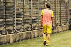 AGSM VERONA CALCIO FEMMINILE (Giorgia Petruzziello) Tags: sport fun team play soccer joy verona enjoy calcio stadio femminile gialloblu girlsoccer 2verona melaniagabbiadini agsmveronacalcio femminilecalcio