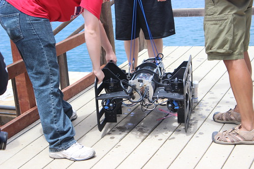 The University of Arizona's AUV
