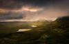 Cleat & Bioda Buidhe (GenerationX) Tags: rain weather sunrise landscape evening scotland highlands rocks isleofskye unitedkingdom scottish neil gb cleat barr trotternish landslip oldmanofstorr staffin quiraing rona flodigarry thestorr theprison soundofraasay staffinbay biodabuidhe isleofraasay beinnedra canon6d caolrona lochcleat lochleumnaluirginn cuithraing creagalain tròndairnis eileanfladday roundfold eileantigh kvirand