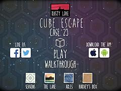 立方逃生:案例23(Cube Escape: Case 23)