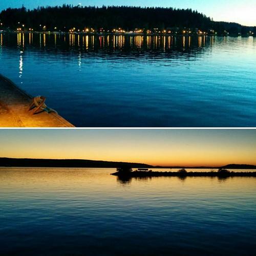 #Lahti #Finland #Finlandia #Night #nit #Noche #Lake #Lago #Llac